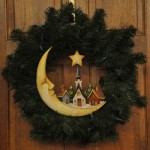 Carved Seasonal Wreaths and Door toppers